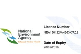 Cleaning Business Licence Extension